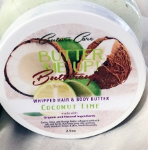 Butter Me Up! Buttercup Coconut Lime