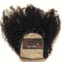 Caribbean Curl Silk Closure