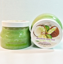 Scrub Me Down! Sugar Coconut Lime