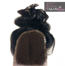 Virgin Wavy Lace Closure